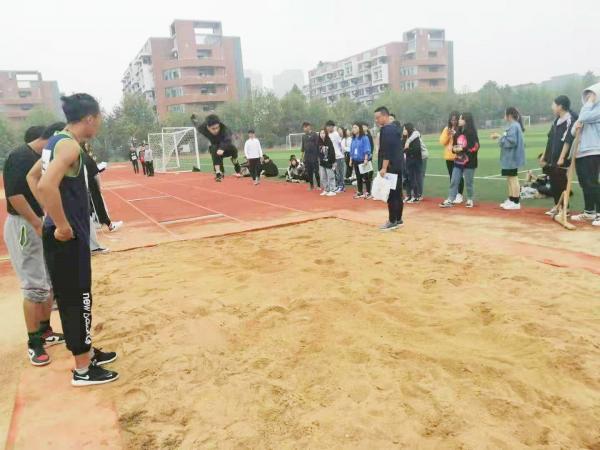 鲁艺学院成功举办首届田径